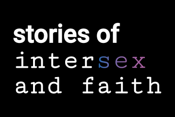 Stories of Intersex and Faith logo