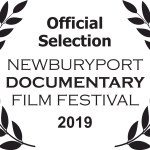 Official Selection for Newburyport Documentary Film Festival 2019