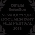Official Selection for Newburyport Documentary Film Festival 2019
