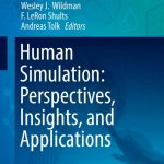 Book cover for Human Simulation: Perspectives, Insights, and Applications